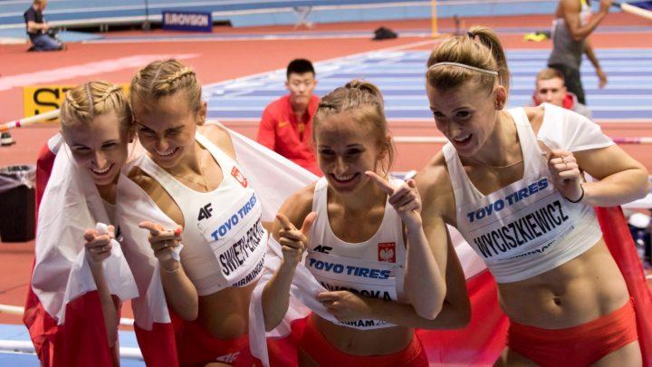 Sztafeta kobiet 4×400 metrów