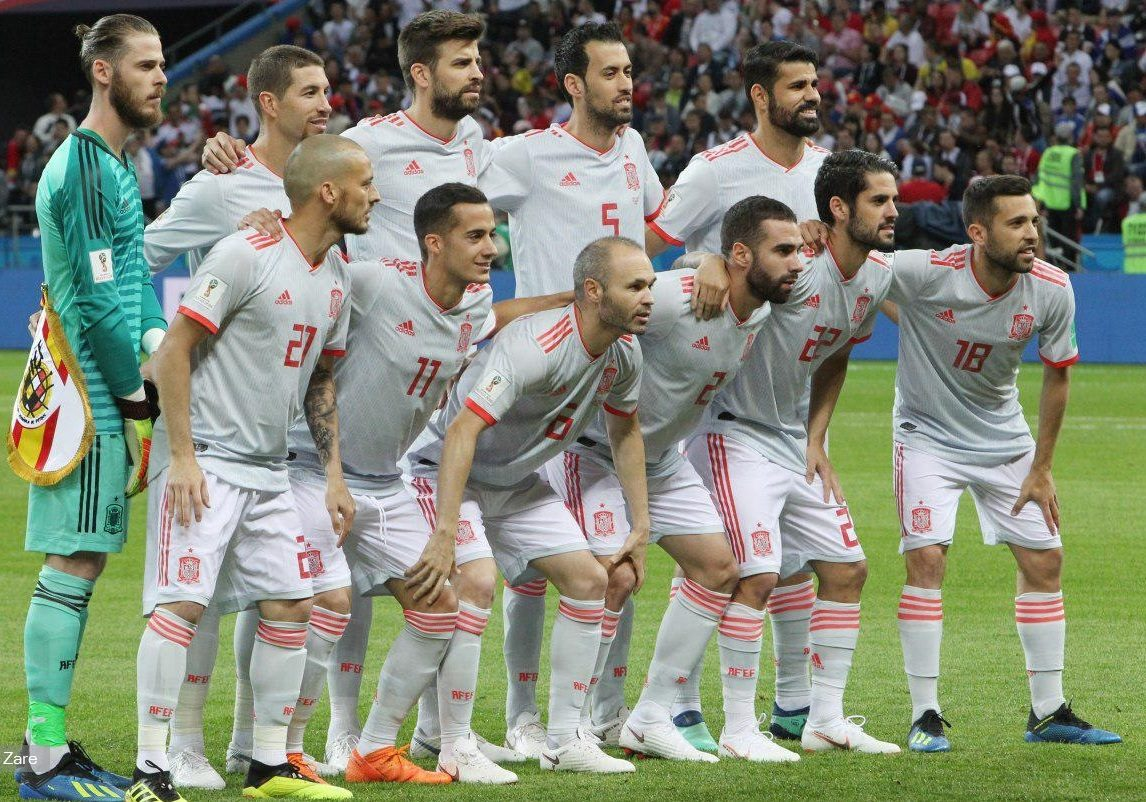 Kompromitacja Niemców! Hiszpanie grają dalej