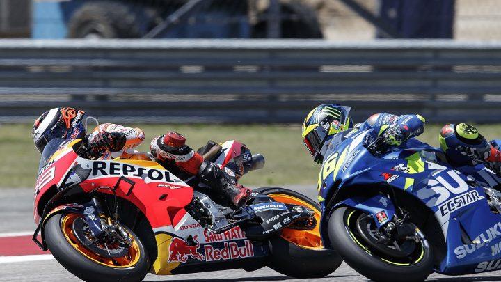 Joan Mir mistrzem świata MotoGP! Morbidelli najszybszy w Walencji