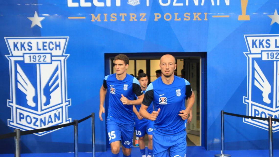 Lech Poznań z pierwszym zwycięstwem w Lidze Europy! Kolejorz nie dał szans Standardowi Liege