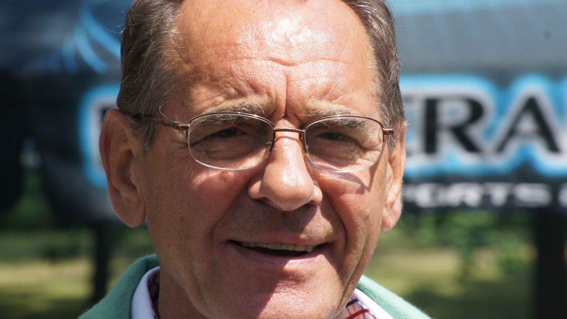 Ryszard Szurkowski nie żyje. Najbardziej utytułowany polski kolarz miał 75 lat